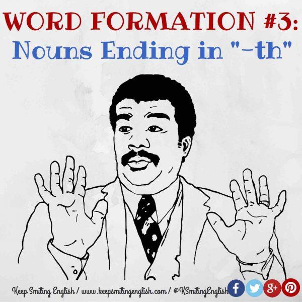 nouns-ending-th