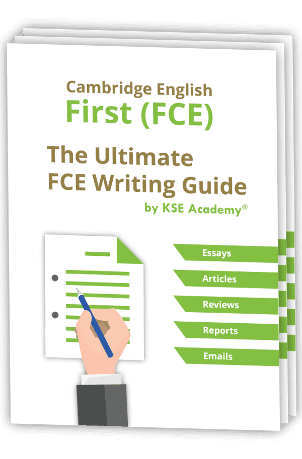 The Ultimate FCE Writing Guide