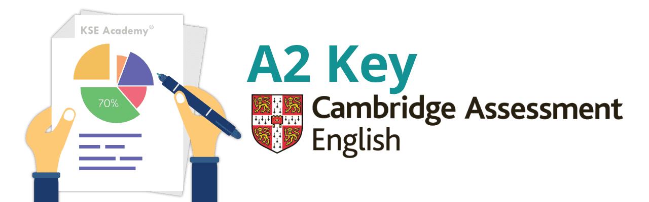 Cómo calcular la puntuación del A2 Key (KET)