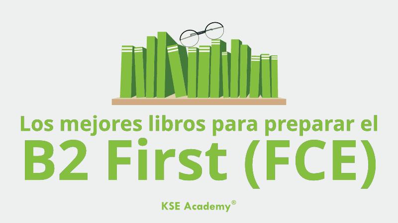 mejores libros para preparar el b2 first (FCE) feature