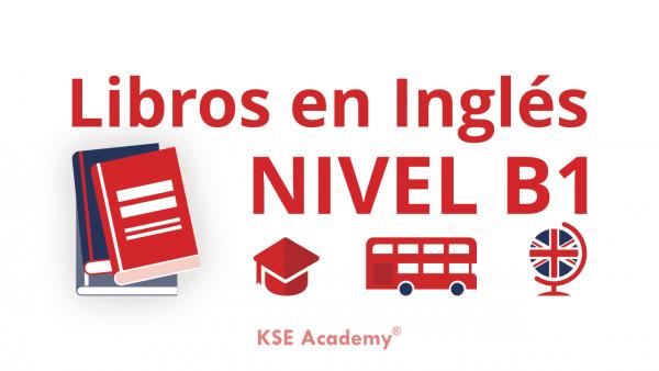 Libros en inglés nivel B1