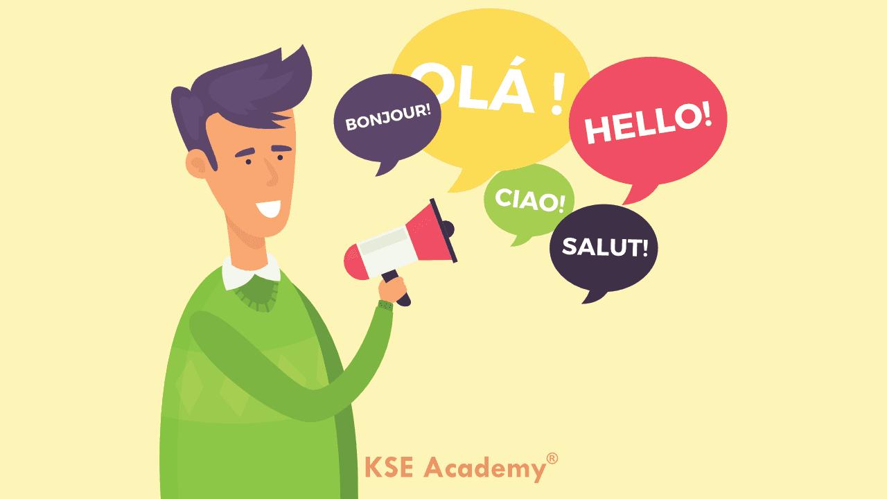 aprender varios idiomas al mismo tiempo