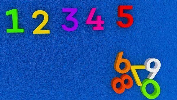 números numbers