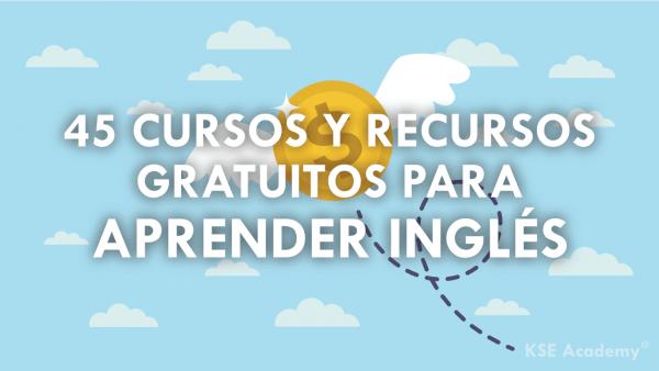 cursos gratuitos para aprender inglés