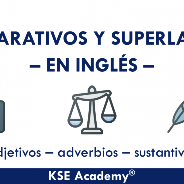 comparativos y superlativos en ingles adjetivos adverbios sustantivos