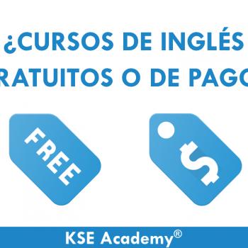 curso de inglés gratuito o de pago