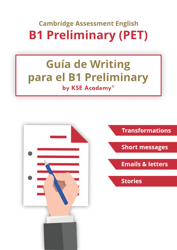 Writing a Story for Preliminary (PET)⎪KSE Academy (Granada)